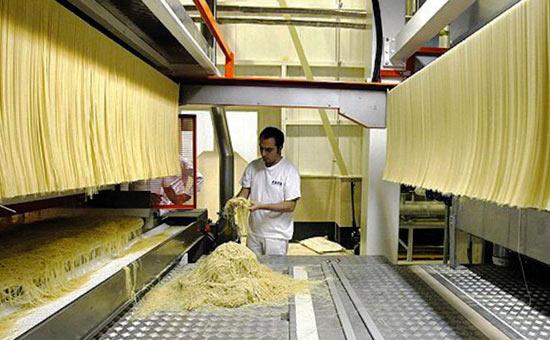 طرح توجیهی تولید ماكارونی با ظرفیت 1200 تن در سال